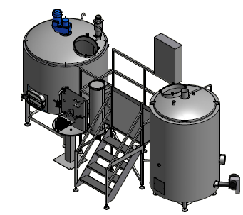10 BBL Brewhouse