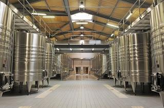 Stainlss steel wine tanks