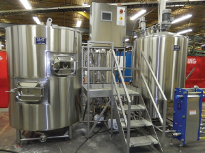 SMT - Automated Brewery