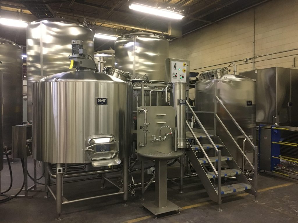 Commercial Brewing Equipment Smart Machine Smt