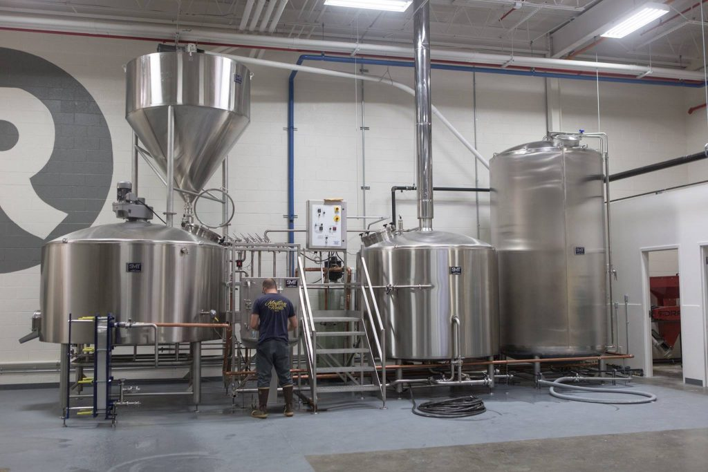 Reason Beer Brewing System